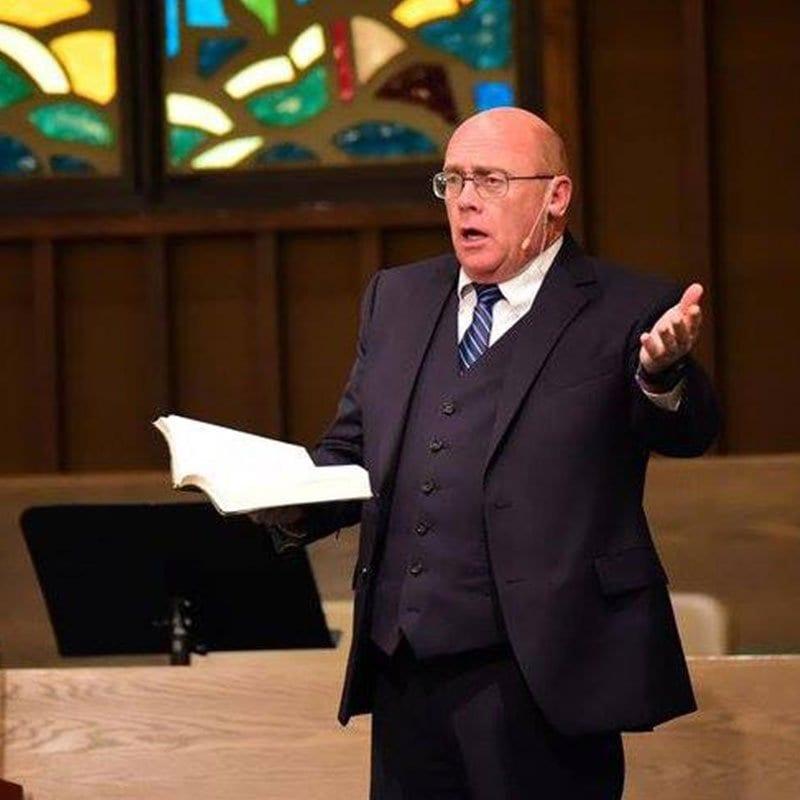 Pastor Fred Fuller
